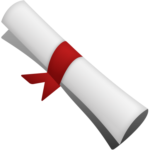 Diploma-Certificate icon