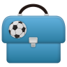 Schoolbag-boy icon