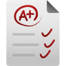 Test-paper icon