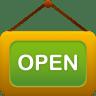 Shop-open icon