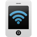 Smartphone wifi 2 icon