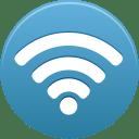 Wifi circle icon