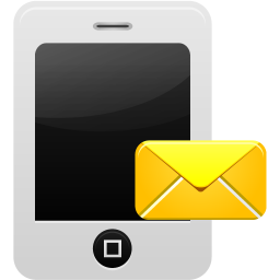 Smartphone message icon