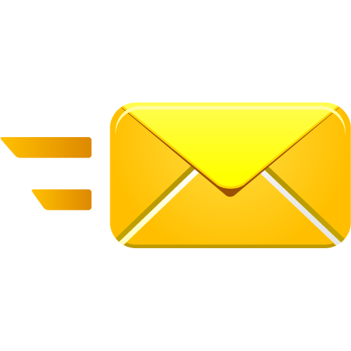 Mail message send icon