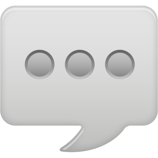 Message-bubble icon