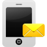 Smartphone-message icon