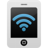 Smartphone-wifi-2 icon