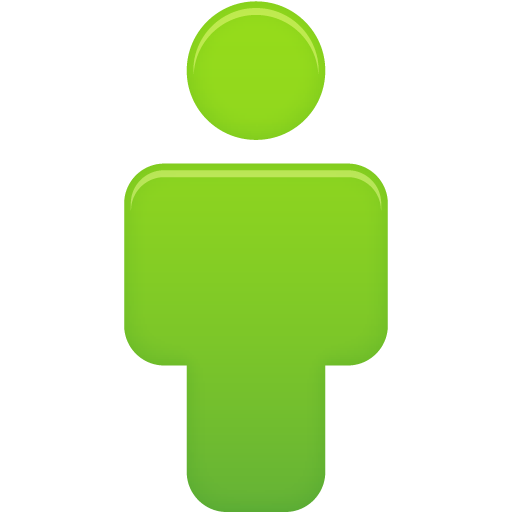 User-Green icon