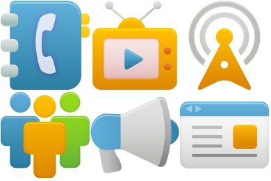 Pretty Office 13 Icons