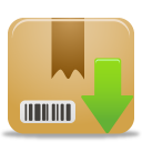 Package Download icon