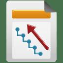 Upline icon