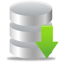 Download database icon