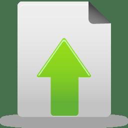 Upload 1 icon