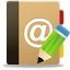 Addressbook-edit icon