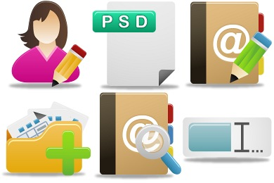 Pretty Office 4 Icons
