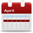 Calendar-selection-week icon
