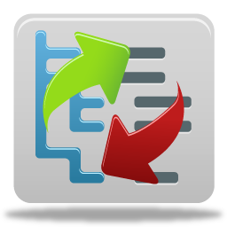Content reorder icon