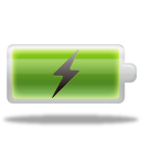 Battery charge icon