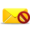 Email not validated icon