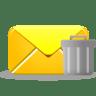 Email-trash icon