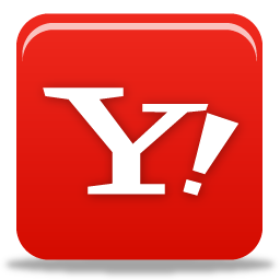 Yahoo Icon Pretty Social Media Iconset Custom Icon Design
