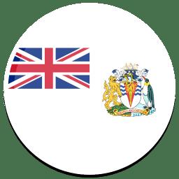 British Antarctic icon