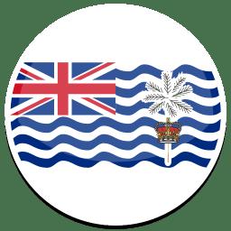 British Indian Ocean Territory icon