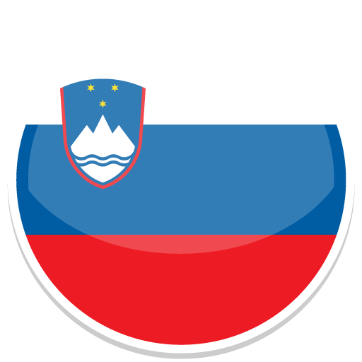 Slovenia Icon Round World Flags Iconset Custom Icon Design