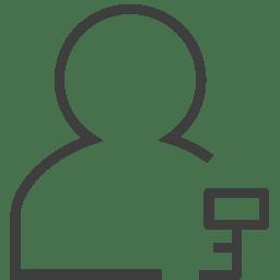 User key icon
