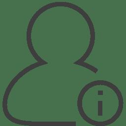 User2 info icon