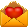 Email-love icon