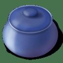 Sugar-bowl-closed icon