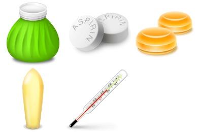 Influenza Icons