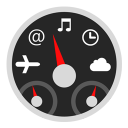 Mac Dashboard icon