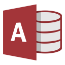 Microsoft-Access-2013 icon