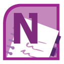 Microsoft OneNote 2010 icon