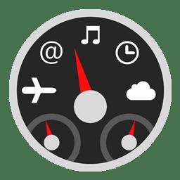 Mac Dashboard Icon | Simply Styled Iconset | dAKirby309