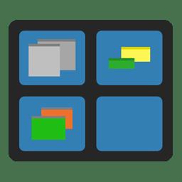 Mac Spaces icon