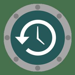 Mac Time Machine Icon Simply Styled Iconset Dakirby309
