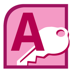 Microsoft Access 10 Icon Simply Styled Iconset Dakirby309