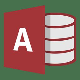 Microsoft Access 2013 icon