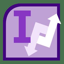 Microsoft InfoPath 2010 icon