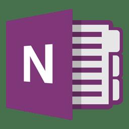 Microsoft OneNote 2013 icon