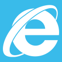 Web Browsers Internet Explorer alt Metro icon