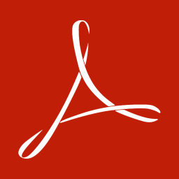 Apps Adobe Acrobat Reader Metro icon
