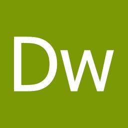 Apps Adobe Dreamweaver Metro icon