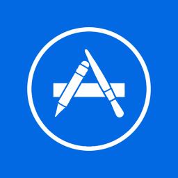 Apps App Store Metro icon