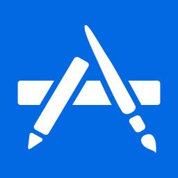 Apps App Store alt Metro icon