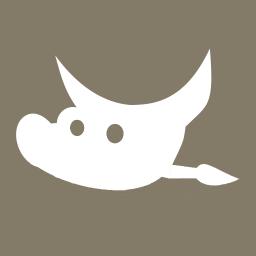 Apps GIMP Metro icon