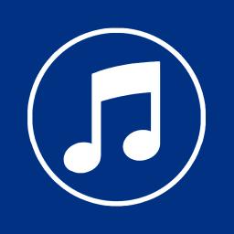 Apps iTunes Metro icon